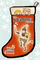 The Krampus Returns by Arkham-Insanity