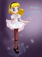 Contest Entry-Princess Minnie by gingercookie312