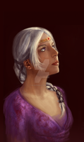 Daenerys Stormborn by twilightedgeart
