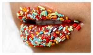 Candy Lips II by Lethiel