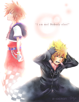 [KH] I am Me by Demonstarr13