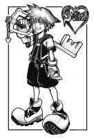 Sora by ChocoJavali