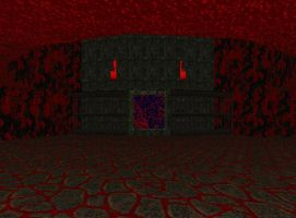 Doom: The Yawning Wall 2 by Starmansurfer