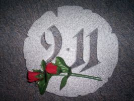 911 plaque by antihero74