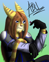 Abel, the Azul by ideallyRANDOM