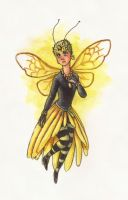 ROTG: Honey Fairy by Morisaurus
