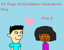 14 Days of Nicktoons Valentine Day-Day 3 by Toongirl18