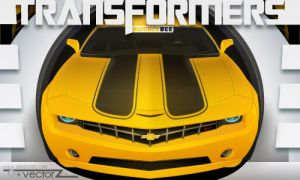 Transformers-Bumblebee-Car-Signature by GovectorZ