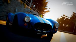 Forza Horizon 2 - Shelby Cobra 427 by deathmachine630