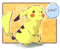 Pika... by Nachooz