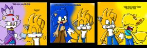 This is you life- Tails by Animatics