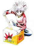 Killua's obsession by Felix-Alvarez