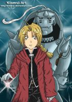 FMA - Ed and Al by Klamsi