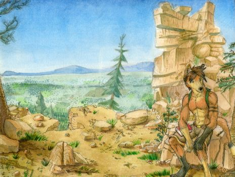 Back to Nature by dragoncrescent