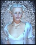 Snow Elf by kissmypixels