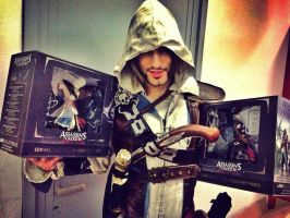 ALL-IN for Edward Kenway! Winner Cosplay Contest by LeonChiroCosplayArt