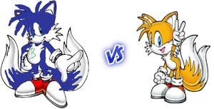 Beebone vs. Tails by MarioPhineas76