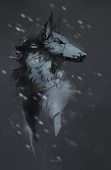 Koh and snow. by Assovi