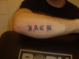 Jack by GetSomeInk