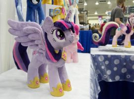 Princess Twilight Sparkle Alicorn Plush by EquestriaPlush