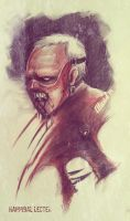 Dr. Hannibal Lecter by ataud
