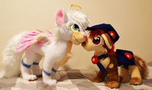Plush Nuzzles by Kitchiki