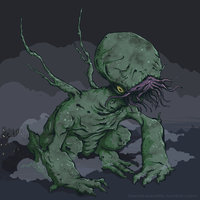 Cthulhu fhtagn by bensigas