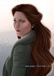 Catelyn Stark by SugarPepper
