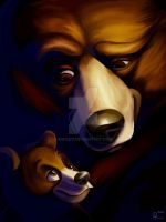 Brother Bear by Rapse11