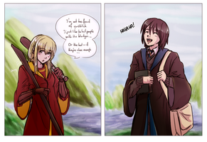 Why playing quidditch by rayn44