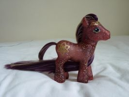 custom my little pony celtic star 2 by thebluemaiden