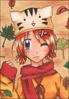 41th ACEO 'Autumn Breeze' by Hime-chama