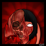 CREEPY ICON. dribhtf by Lali-the-Bunny