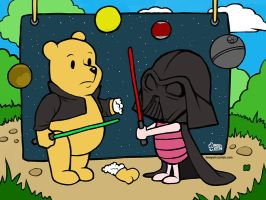 Oh, Bother. by daisyein