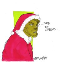 the grinch by giadina96