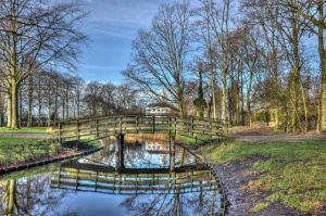 visiting a park by clochartist-photo