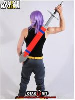 Trunks do Futuro Treinamento by lordproject