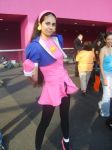 TNT Cosplay: Tron Bonne by Kupoeta