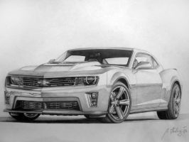 Camaro ZL1 by Mipo-Design
