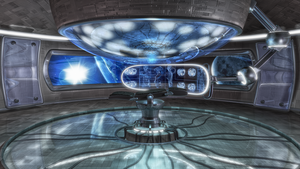 alien abduction room by Tyler007