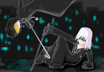Riku Vs. Roxas by chillywilly101