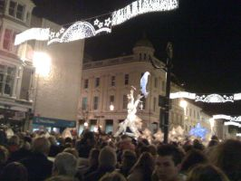 Truro Lights by 22spoons