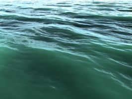 Ocean Shader Green Dreamscape by user4574