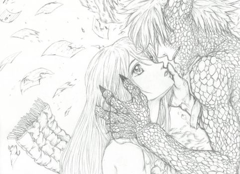 NaLu Week Day Seven - The END of Our Story by Inubaki