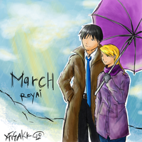 Royai in March by xFrEAKk