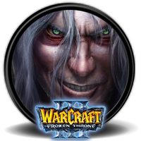WarCraft III: Frozen Throne - Icon by Blagoicons