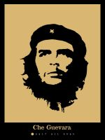 che guevara by saif-effect