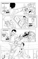 Punisher Sample Page 2 by mikefeehan