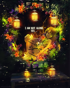 Yes, I am not alone - 1/6 by Nhat-Minh