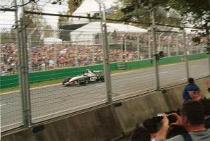 Coulthard Wins by NYC55david